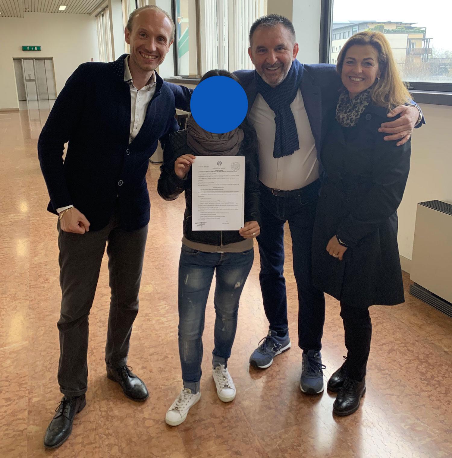 Stralcio-Sarah-Giaver-TV-2019-Oscurata
